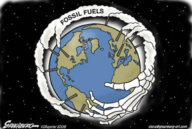 Fossil Fuels by Steve Greenberg