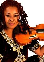 Karen Briggs, jazz violinist